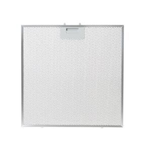 Picture of General Electric Range Hood Grease Filter Part # WB02X27207