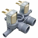 Triple Water Valve For GE Part # WH13X10037