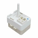 Refrigerator Relay Overload For Whirlpool Part # 2225929