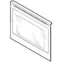 GE Oven Outer Door Panel WB56X26244