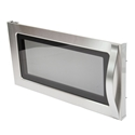 Whirlpool Microwave Door Assembly W10468671
