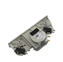 Whirlpool Microwave Interlock Assembly (w/ Switches) W11449274