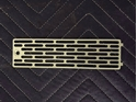 Whirlpool Microwave Hood Grill Vent (Inner Right) W11086309