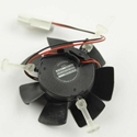 Fisher Paykel Refrigerator Fan Suspended Assembly 814445