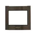 Electrolux / Frigidaire Wall Oven Door Outer Panel Assembly (Stainless) 318235906