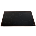 GE Cooktop Main Top and User Interface Control WB62X26848
